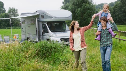 5 Tips for Planning an RV Road Trip