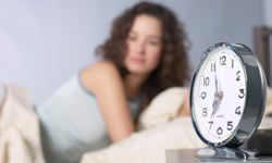 Being jolted from a dream by your alarm clock can cause what's called dream amnesia. See more sleep pictures.
