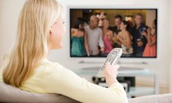 Today's DVR systems give you total control of when you watch your favorite TV shows.
