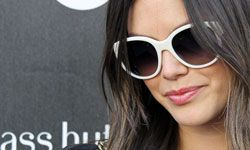 Selecting a pair of stylish shades to wear with everything is one way to establish your personal style.