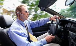 Many new cars can talk to their drivers. See pictures of car gadgets.