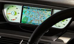 Built-in GPS devices in cars have become quite common.