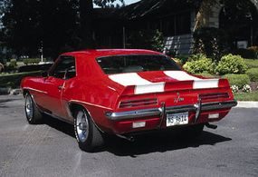 Its road-racing roots were evident in a peaky engine that was ill-at-ease on the street, but the Z28 was one of the best-handling rides of the muscle car era.