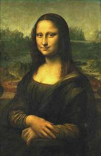 """The """"Mona Lisa"""" was stolen by an employee of the Louvre."""