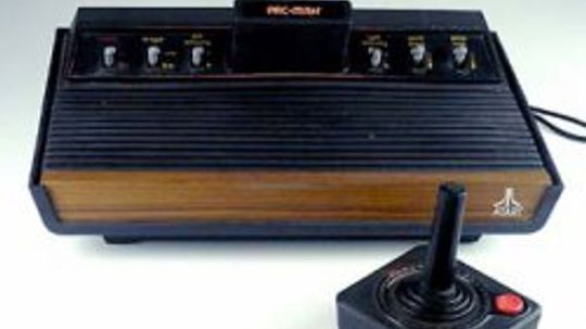 Video Game System Pictures