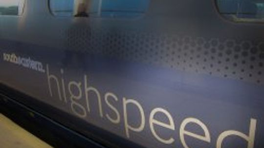 8 Benefits of High-speed Trains