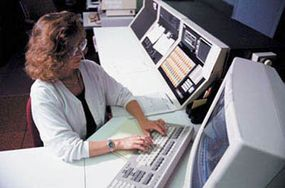 Call-taker at a 9-1-1 answering point (PSAP)