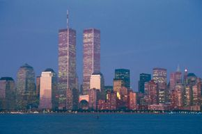 The two tallest towers of the World Trade Center were completed by 1973. They both fell after the terrorist attacks of Sept. 11, 2011. See more pictures of city skylines.