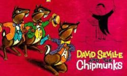 """Ross Bagdasarian sped up his own voice electronically to create """"The Chipmunks."""""""
