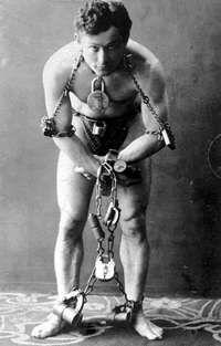 Harry Houdini left his wife a secret code.